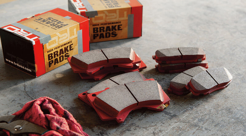 TRD Performance Brake Pads