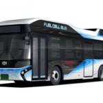 Toyota Hydrogen Bus
