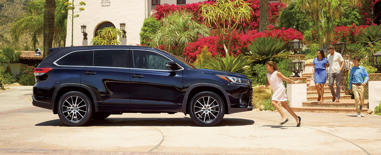 2017 Toyota Highlander Trim Levels Take Your Pick