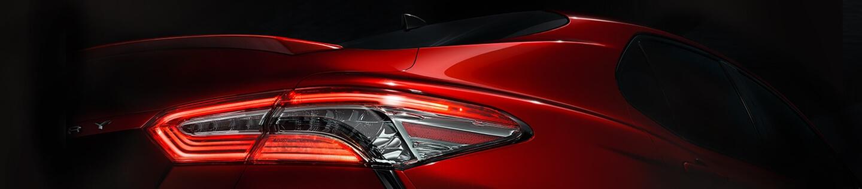 Toyota Camry prototype