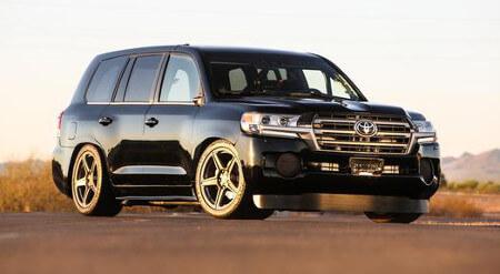 Toyota Land Speed Cruiser Concept