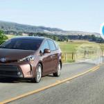 Toyota Hybrid Engine in Prius v