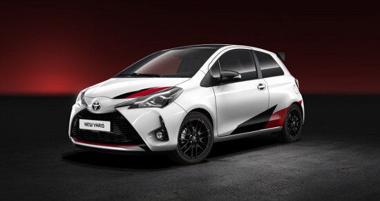 Toyota Yaris Performance Edition