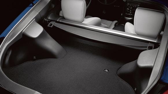 370z interior 3