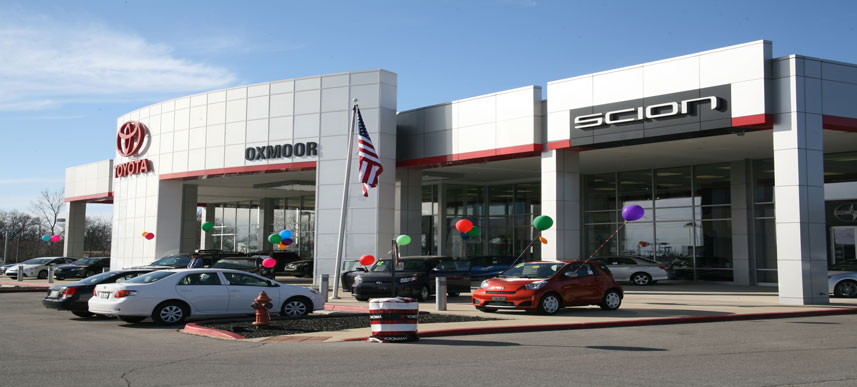 Oxmoor Toyota Dealership