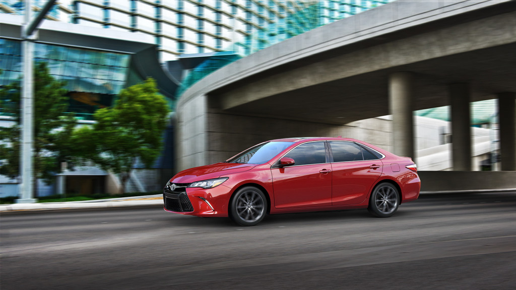 The 2015 Toyota Camry Has a Trim Level to Suit Every Need