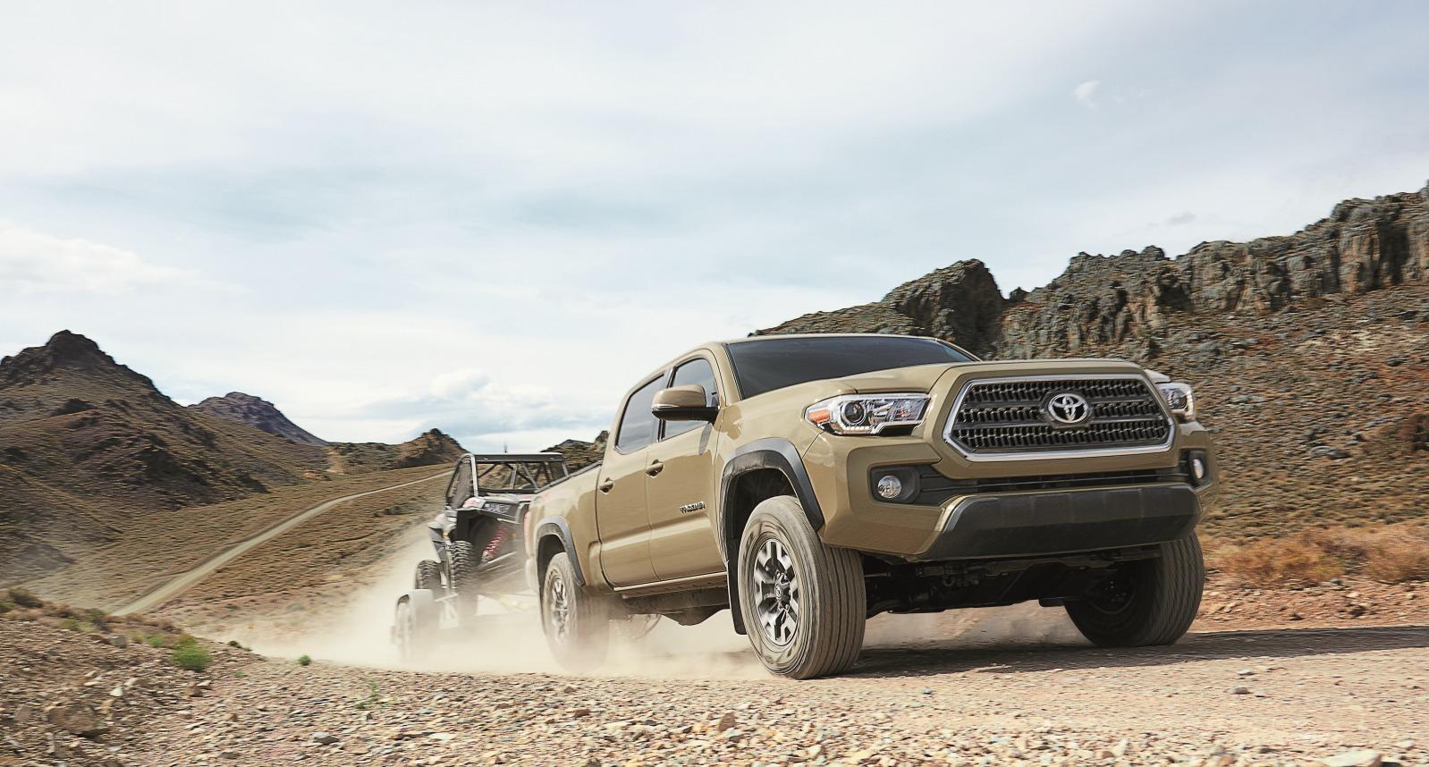 Toyota tacoma vs toyota tundra oxmoor toyota