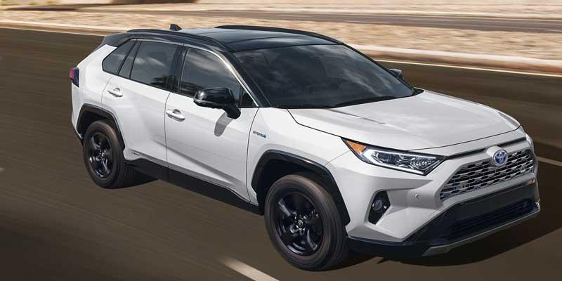2021 Toyota RAV4   Oxmoor Toyota