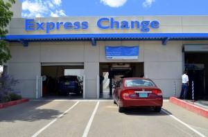 express-change