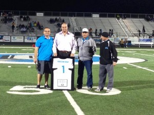 Perfection Honda Recognized by Cleveland High School