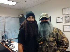 A Perfection Halloween: Duck Dynasty Style