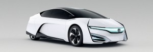 Honda Develops Fast Filling Hydrogen Refueling Station