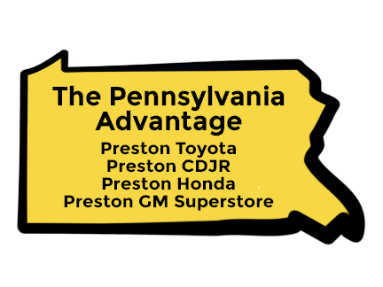 The Preston Advantage The Preston Auto Group