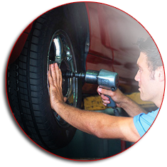 Quirk KIA Tire Services