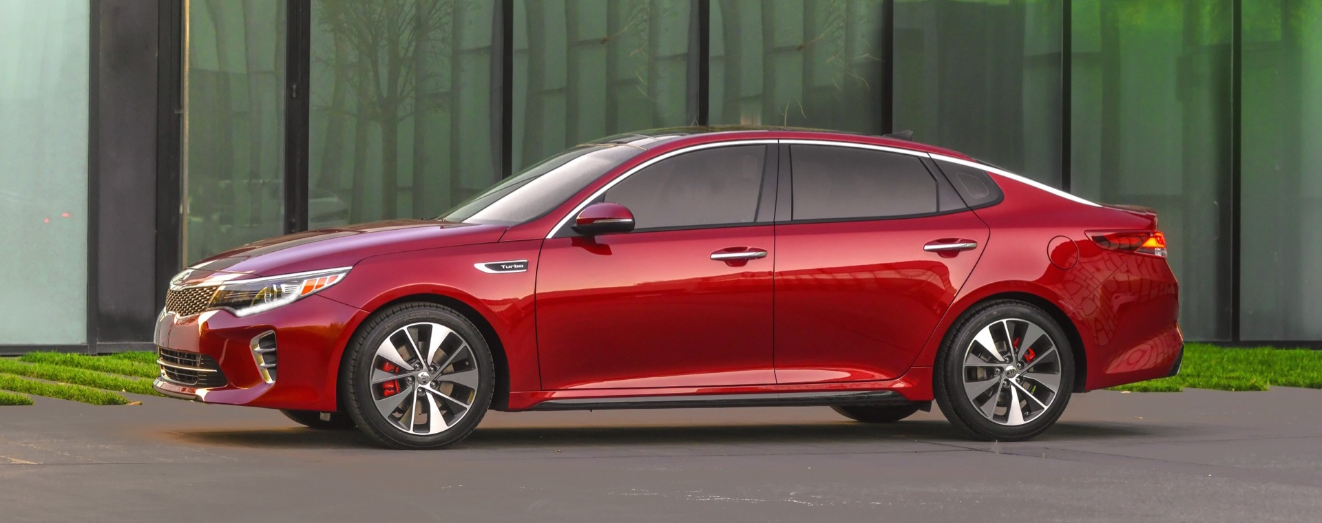 New Optima inventory at Quirk Kia