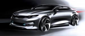 Expect Next-gen Kia Optima at New York Auto Show
