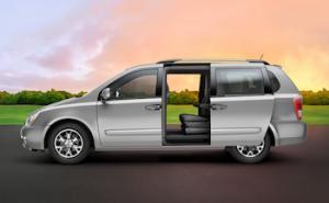 Embrace Safety with the Innovative 2014 Kia Sedona