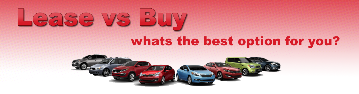 lease or buy your new kia vehicle