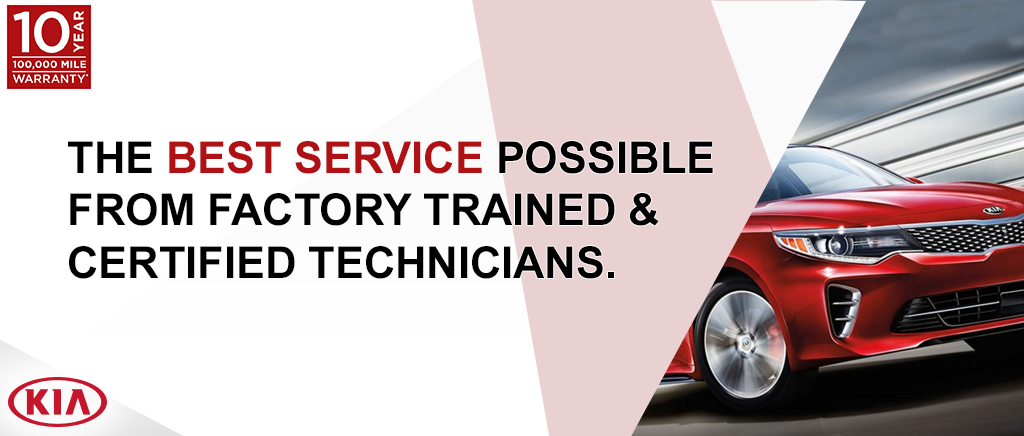 Kia Service | Manchester NH (New Hampshire)