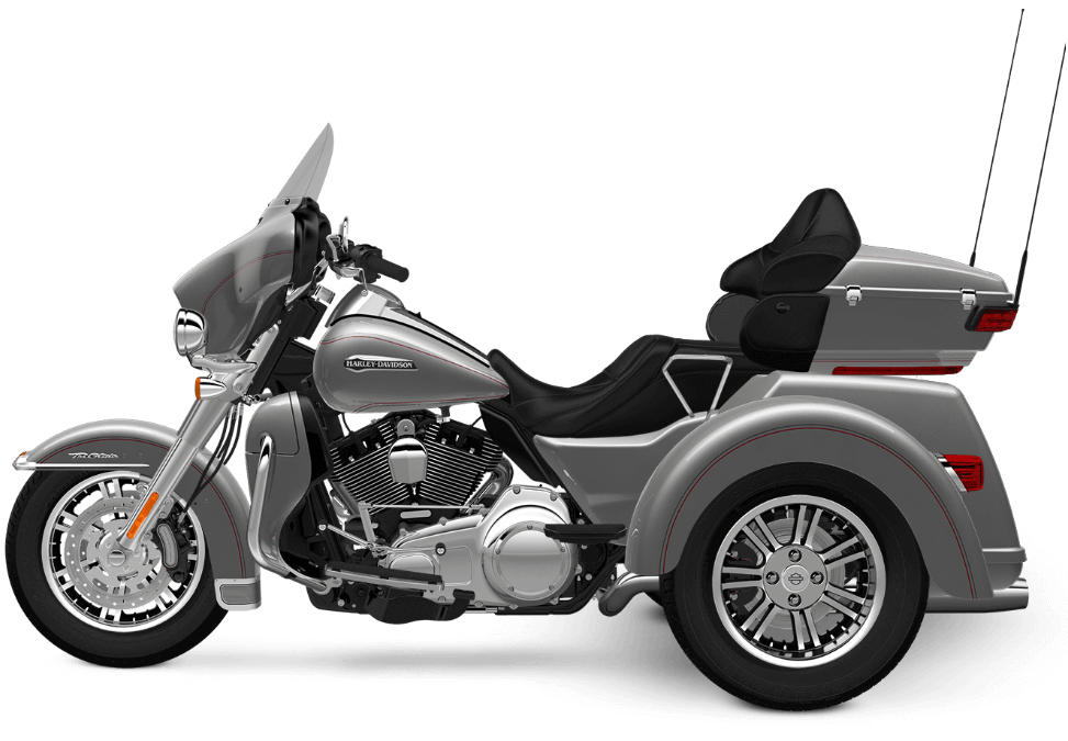 New 2016 Harley Davidson Trike Tri Glide Ultra Classic: The 2016 Harley-Davidson Tri Glide® Ultra Provides Three