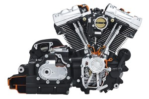 "H-D Announces 107ci and 114ci ""Milwaukee Eight"" Engine ..."