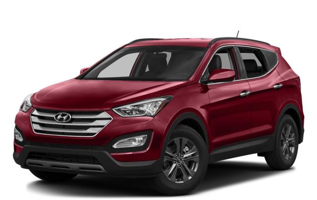 Santa Fe Ford >> 2016 Hyundai Santa Fe Vs 2016 Ford Explorer River City Hyundai