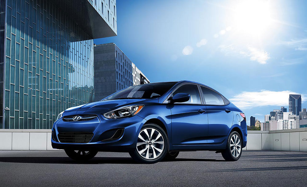 Experience The 2017 Hyundai Accent Hatchback River City Hyundai