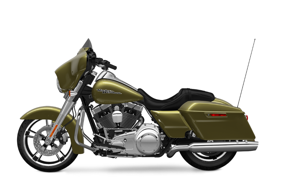Harley Olive Gold Paint Code