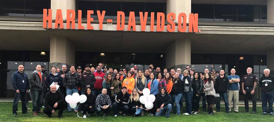 1 harley-davidson service department in the nation! | riverside