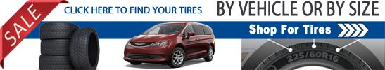 Dodge City Tire Search