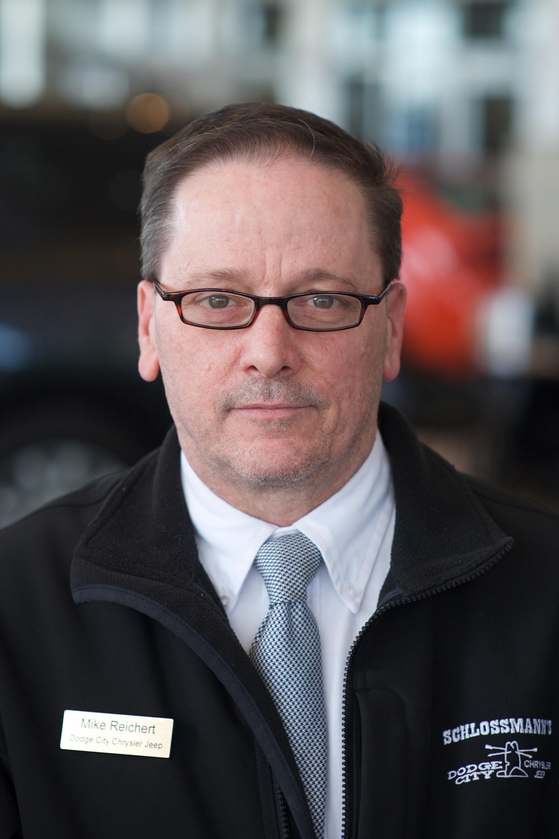 Mike Reichert