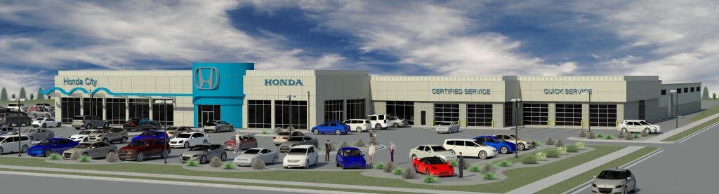Honda City Expansion Project | Milwaukee and Waukesha Wisconsin Honda Dealer