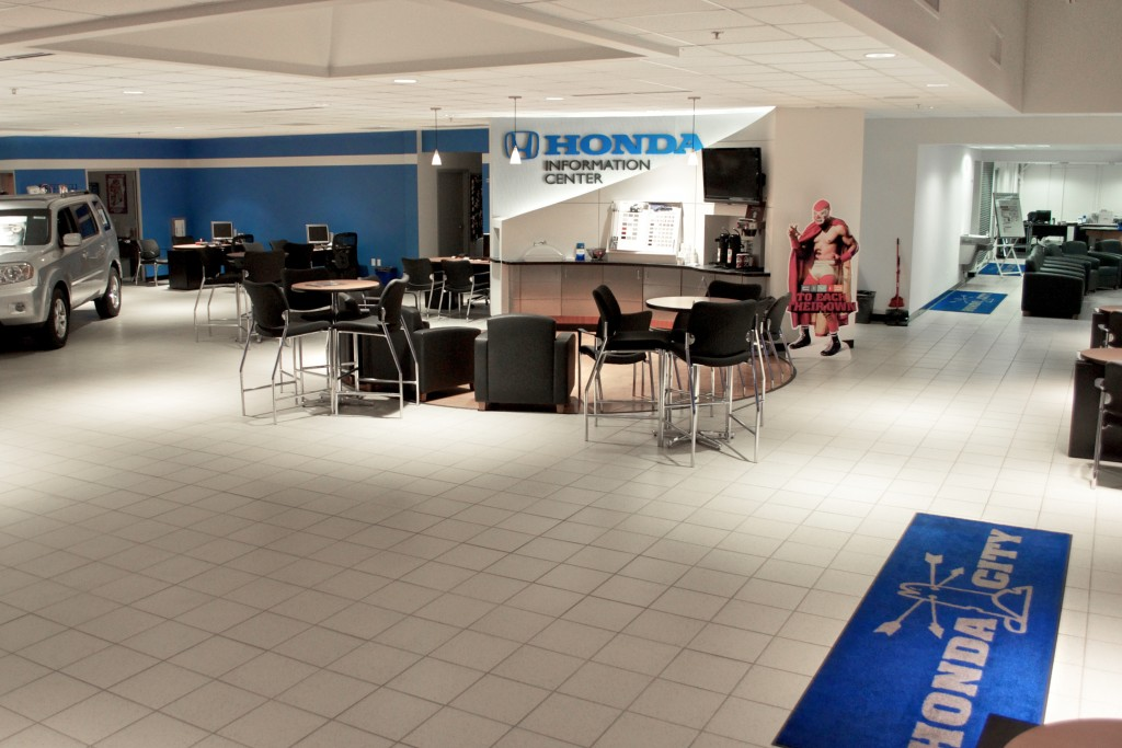 Honda City Showroom 1