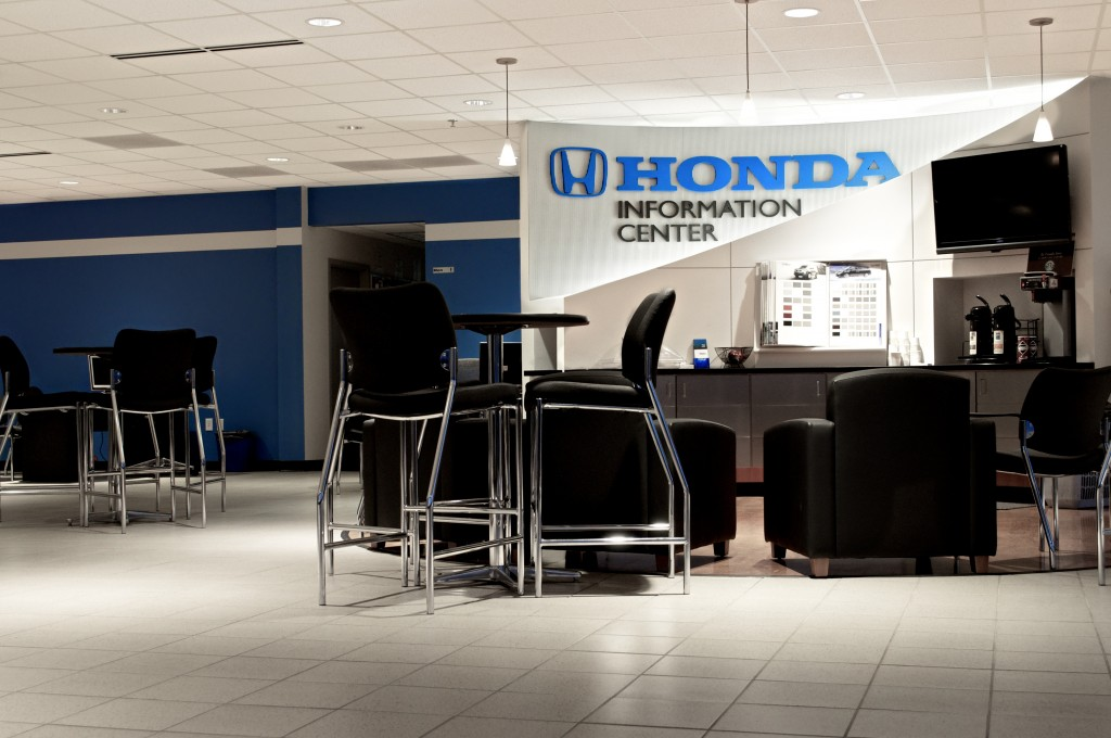 Honda City Showroom 2 | About Us