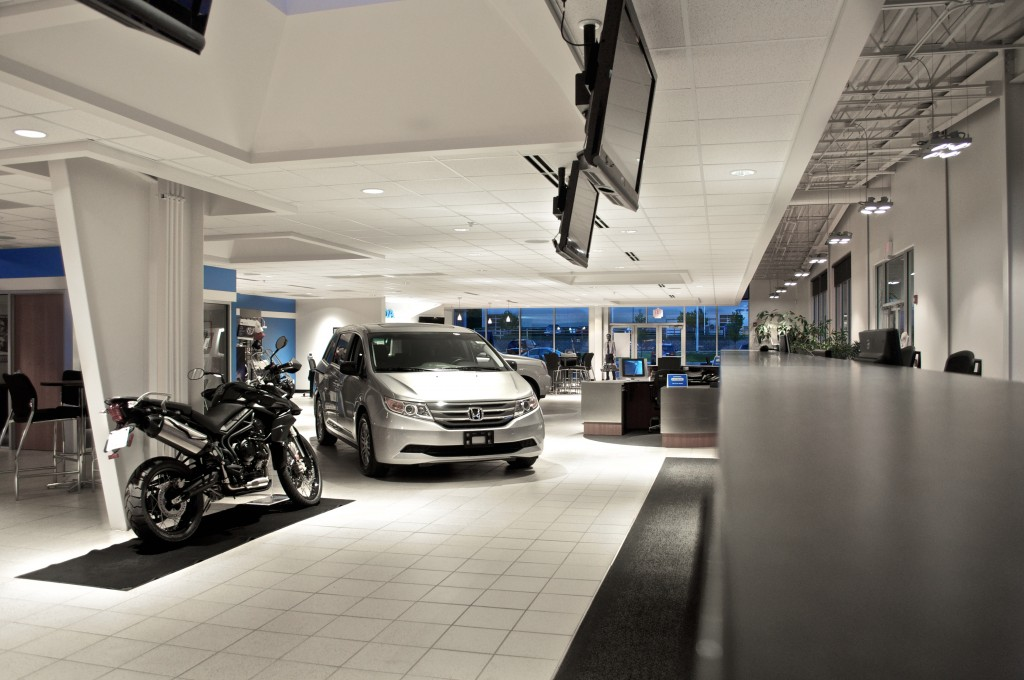 Honda City Showroom