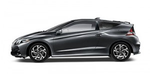 2016 Honda CR-Z Sport Hybrid Trim Levels
