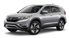 Honda CR-V with Honda Sensing Active Safety Features