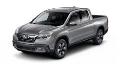Honda Ridgeline with Honda Sensing Active Safety Features