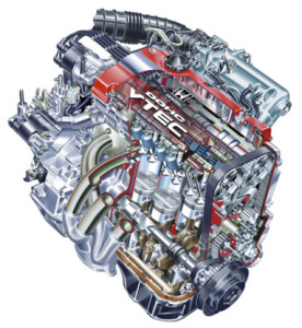 Honda H-Series Engine