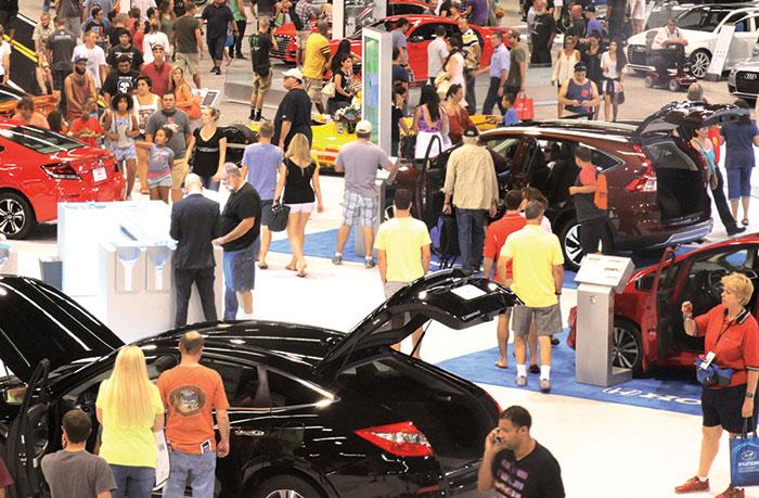 Honda City Auto Show