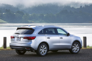 2014 Acura Mdx And Rdx Selected As Edmunds Com Top Rated Vehicles