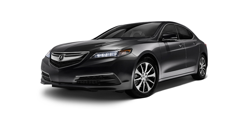 2016 Acura TLX 8-Speed DCT P-AWS