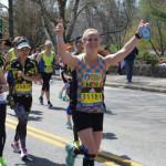 Sunnyside Acura Boston Marathon runner Meghan