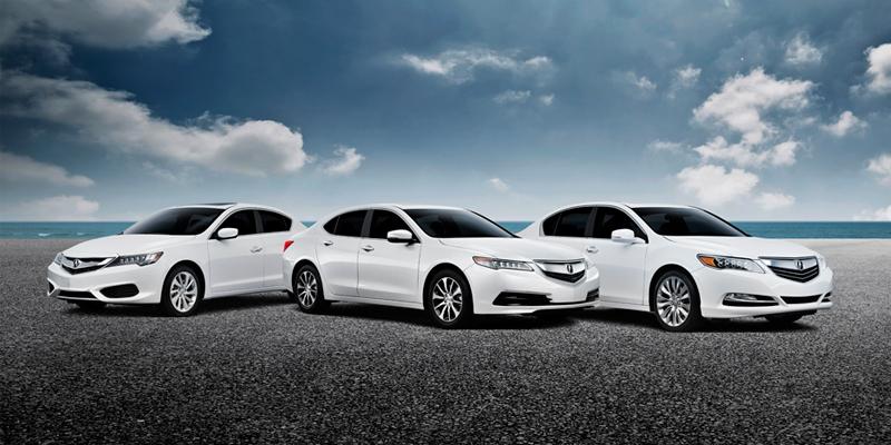 2016 Acura ILX, TLX and RLX Sunnyside Acura Nashua, NH