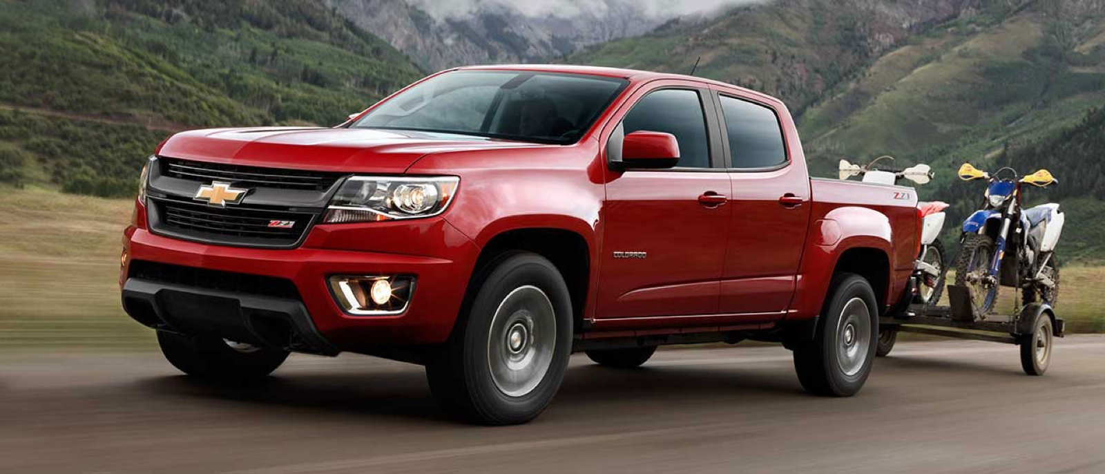 2015 Chevy Colorado