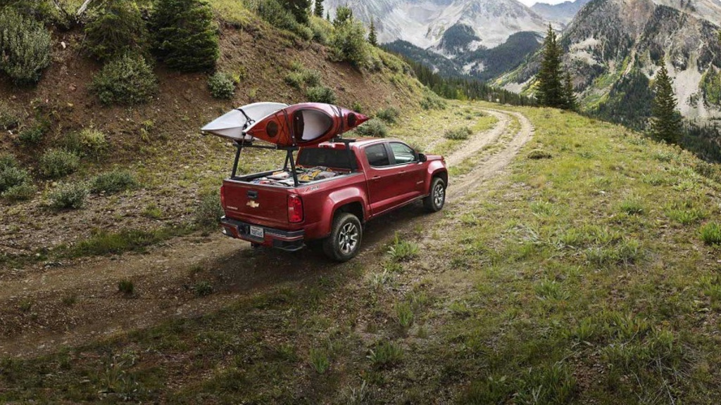 2015 Colorado MPG