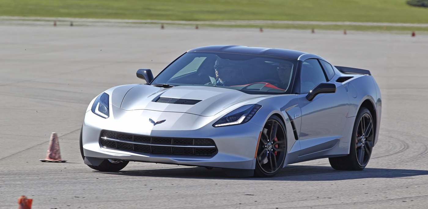 The all-new, seventh-generation 2015 Chevrolet Corvette Stingray.