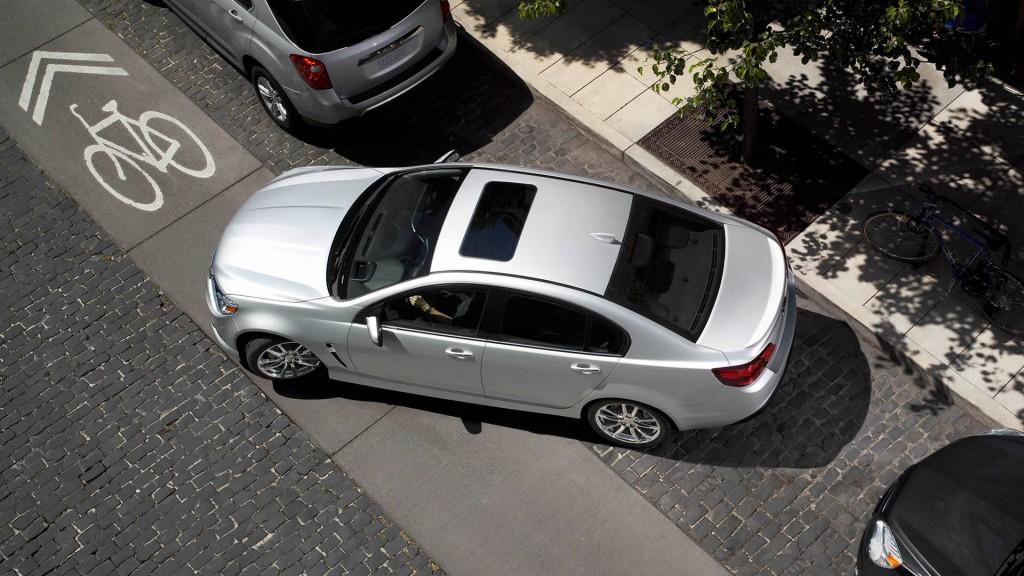 2015 Chevrolet SS s parking assist
