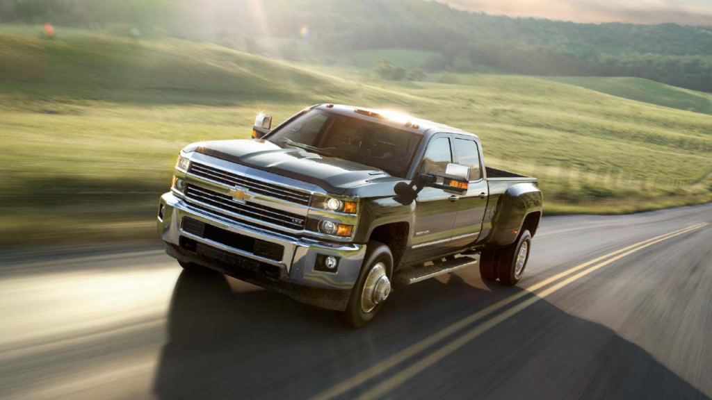 2015 Chevrolet Silverado 3500HD price
