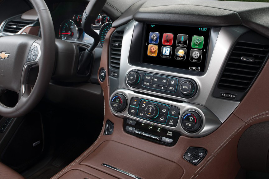 2015 Chevrolet Tahoe Interior